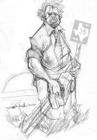 LeatherFace. by Robbi462