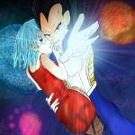 how dare you touch my Bulma by xdeanaxxrawrx