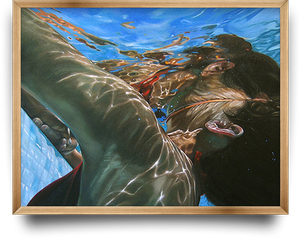 Artwork by Eric Zener by SRudy