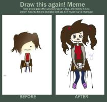 Draw This Again | Meme by TigersAndErrors