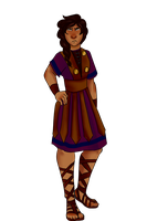 Daughter of Bellona by starwarssith