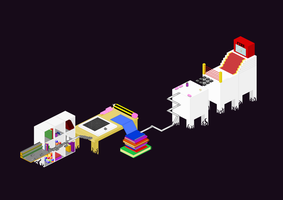 Copy and Paste - Level Design by Sam-Hawes-Design