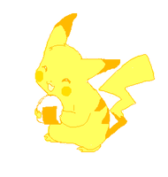 Piiika-pikachu. by ray-san
