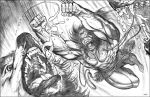 Wolverine as Weapon X final by dfbovey