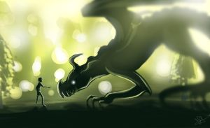 dragon trainer by napallama
