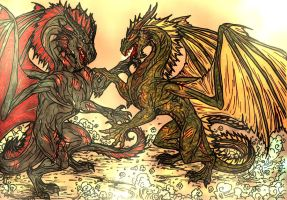 die_dragon_die_lineart_by_alecan by Xeno-Crazy
