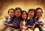 My best friend's family by aaronwty