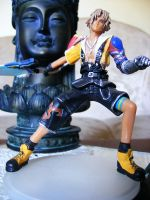 ffx tidus02 by japatoys-br