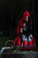 Evil Red Riding Hood (06) by omaroman