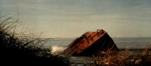 Shipwreck 4 of 6 by aristocrat