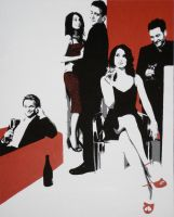 Wall 16 of 18 HIMYM by ironlung2188