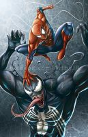 Spidey Games by jpzilla