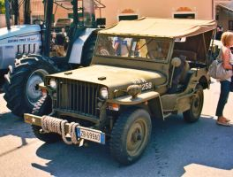 1942 Willys MB by GladiatorRomanus