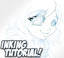 Video Tutorial: Inking by ToxicStarStudio