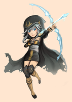 Dat Ashe by Azraetine