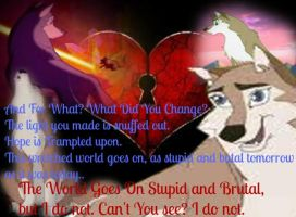 Revolution.. Aleu by thebestestwolfluver