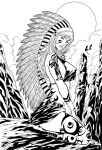 Apache Girl by mlh70