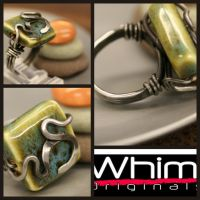 Ceramic Industrial Ring 1 by whimoriginals