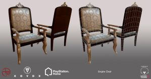 Empire Chair - PSHome by Denuvyer