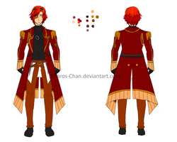 Kokkinos Lycos Reference by Pharos-Chan