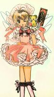 CardCaptorSakura-ref used by starmoon2208