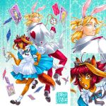Halloween 2015 - Chronicles Of Ciel X WONDERLAND by sonialeong