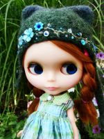 Posy Posy-KB by ChibiRed