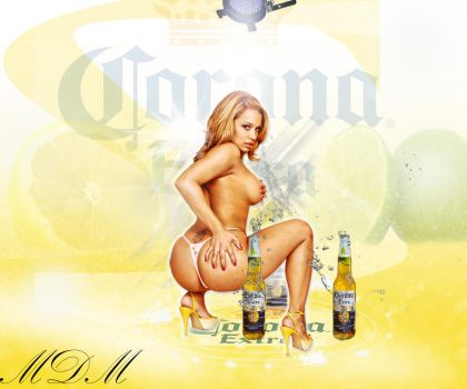 corona by Mikehot2death