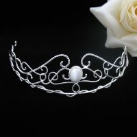 Princess Fantasy Bridal Tiara by camias