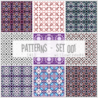 patterns - pack 001 by willowtree84