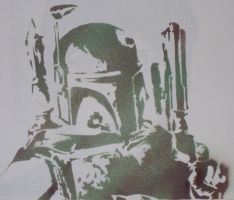 Boba Fett by Squirmanator