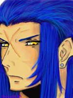 Saix by Russell81