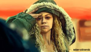 Orphan Black: Helena by Falln4DarkAngel