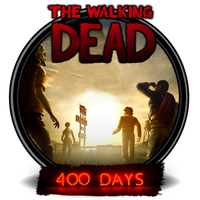 The Walking Dead-400 Days by edook