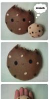 Cookie Plushies by riaherod