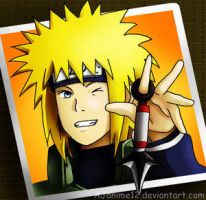 Naruto: Yondaime - AJanime12 by anime-love-club