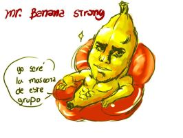 Banana Strong by Mapache-Marron
