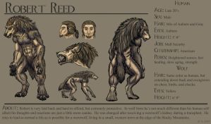 Robert Reed by SageKorppi