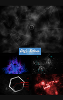 #13 Textures Pack - Futuristic by Evey-V