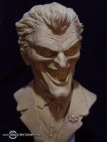 joker bust 02 by ddgcom