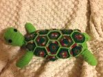 Tom the Turtle by michelleearls