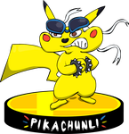PikachunLi by JustcallmeLel