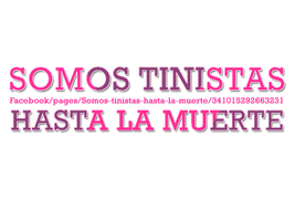 Somos Tinistas Hasta La Muerte PNG by CandyStoesselThorne