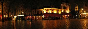 Place du Tertre by Stratege