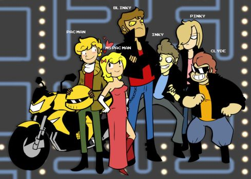 Pac Man Fever by FreakingArG
