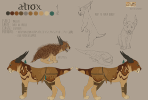 ATROX - ref sheet by Dheyline
