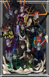HOMESTUCK - Thee Who Came Before Us by starexorcist