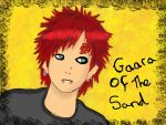 garra of the sand~ by alalarose