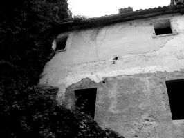 Old House by EBl00d