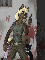 Selksi Apocalypse by BREAD-the-PIRATE